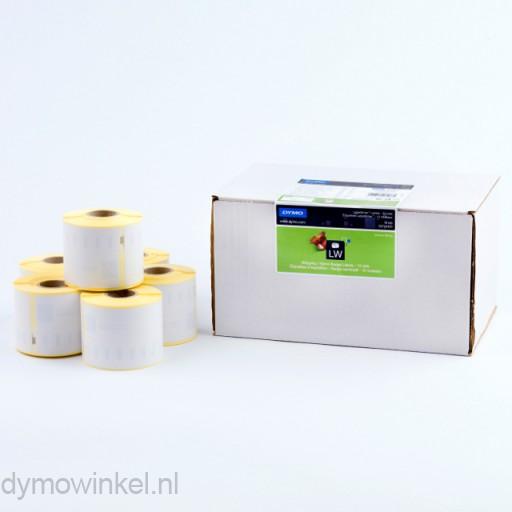 Dymo 13186 groot verpakking verzendetiketten