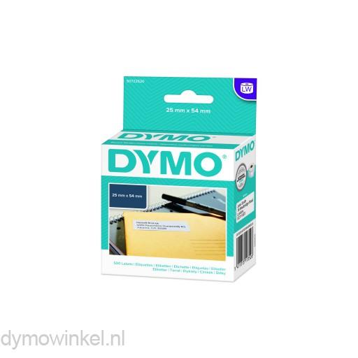Dymo retouradres 11352