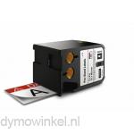 DYMO 1868716 XTL Label 51x102mm rode kop