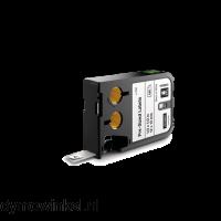 DYMO XTL 1868665 voorgesneden etiket 12x12mm
