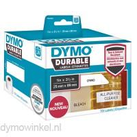 Dymo 1933081 duurzaam LabelWriter etiket 25x89mm