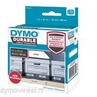 Dymo 1976200 duurzame LabelWriter etiketten 25x89mm