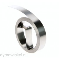 Dymo 32500 Tape M11 12mm x 6,40m, roestvrij staal